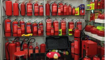 Cửa hàng bán bình chữa cháy