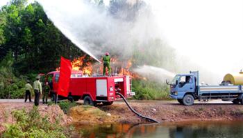Luật pccc - Chương 2: Các quy định về phòng cháy