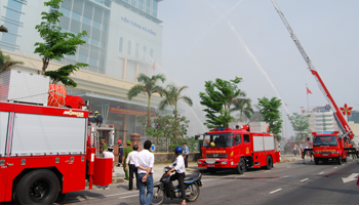 Luật pccc - Chương 4: Tổ chức lực lượng phòng cháy và chữa cháy