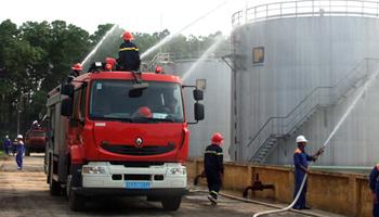 Luật pccc - Chương 5: Phương tiện phòng cháy và chữa cháy
