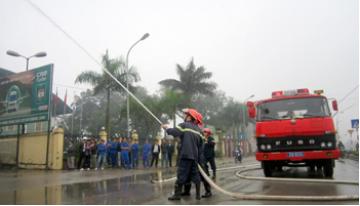 Luật pccc - Chương 6: Đầu tư cho hoạt động phòng cháy và chữa cháy