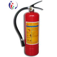 Bình chữa cháy bột ABC 8kg MFZL8 cầm tay