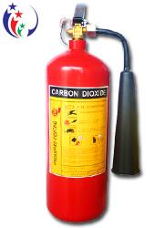 Bình chữa cháy khí CO2 3kg MT3 loại nhỏ