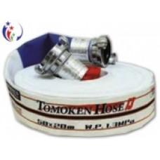 Cuộn vòi chữa cháy Tomoken Nhật Bản D50 13bar