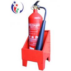 Kệ đơn để bình chữa cháy tiện dụng