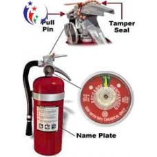 Nạp bình chữa cháy bột đạt chuẩn an toàn chất lượng