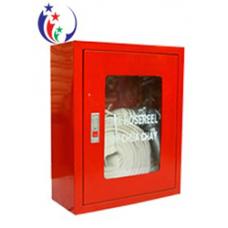 Tủ chữa cháy vách tường ngoài nhà mặt kính