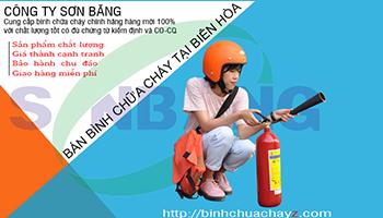 Bán bình chữa cháy tại Biên Hòa GIAO HÀNG TẬN NƠI
