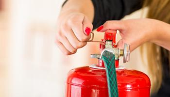 Bình chữa cháy mfz4 giá rẻ để trong nhà có an toàn không?