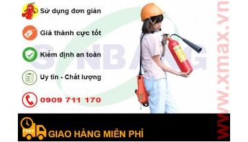 Bình chữa cháy MT3 dạng khí CO2 3kg loại nhỏ chính hãng giá rẻ