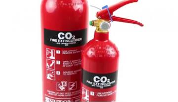 [Video] Cấu tạo bình chữa cháy khí CO2 như thế nào?