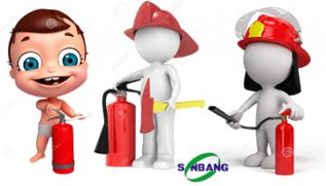 Chọn mua bình chữa cháy cho gia đình loại nào thì phù hợp?
