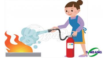 Combo bình chữa cháy dành cho gia đình văn phòng nhỏ