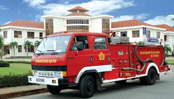 Mức xử phạt hành chính trong lĩnh vực phòng cháy chữa cháy