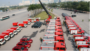 Mức xử phạt trong lĩnh vực phòng cháy chữa cháy - Phần 2