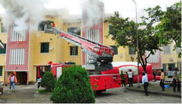 Mức xử phạt trong lĩnh vực phòng cháy chữa cháy - Phần 3