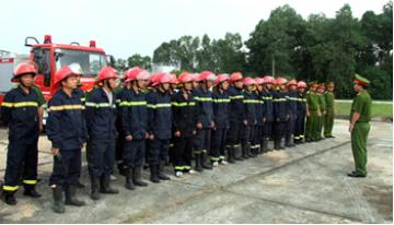 Mức xử phạt trong lĩnh vực phòng cháy chữa cháy - Phần 4
