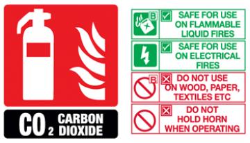 [Video] Những lưu ý khi sử dụng bình chữa cháy khí CO2 an toàn