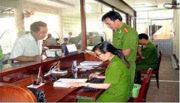 Thủ tục cấp giấy chứng nhận kiểm định phương tiện phòng cháy chữa cháy