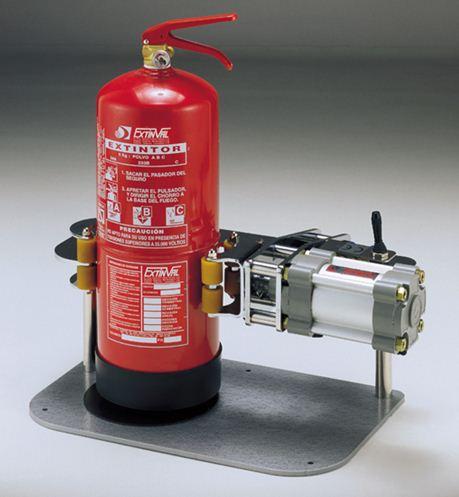 Báo giá nạp sạc bình chữa cháy