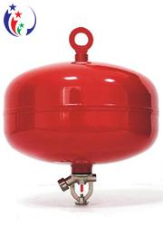 quả cầu chữa cháy tự động 6kg