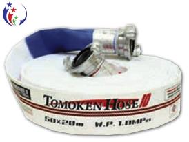 Cuộn vòi chữa cháy Tomoken Nhật Bản D50 10bar