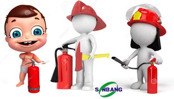 Chọn mua bình chữa cháy cho gia đình